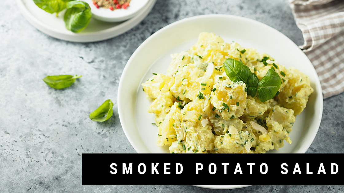 Smoked Potato Salad