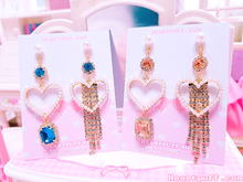 Load image into Gallery viewer, Razzle Dazzle Earrings