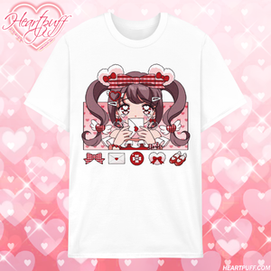 Heartpuff Love Letter T-Shirt