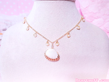 Load image into Gallery viewer, Ocean Treasure (Necklace + Earrings)