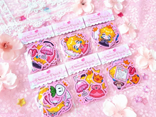 Load image into Gallery viewer, Princess Peach Sticker Pack of 21