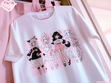 Load image into Gallery viewer, Heartpuff Doll T-Shirt