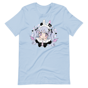 Heartpuff Maid Devil T-Shirt