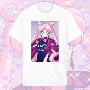 Chibi Black Lady T-Shirt