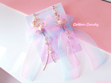 Load image into Gallery viewer, Fairy Princess Earrings