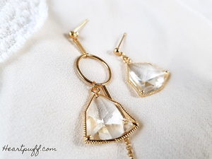 Aurora Crystal Earrings