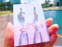 Load image into Gallery viewer, Fairy Fountain Earrings