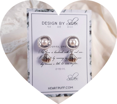 Silver Melody Earrings