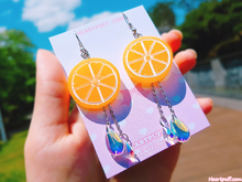 Load image into Gallery viewer, Fruit Juice Earrings