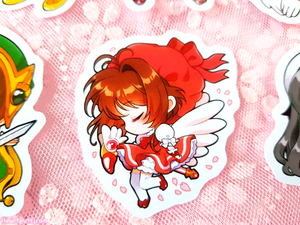 Cardcaptor Sakura Sticker Pack of 23