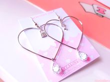 Load image into Gallery viewer, Locked Feelings Earrings