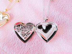 Soul Heart Locket