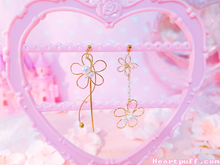 Load image into Gallery viewer, Princess Daisy Earrings