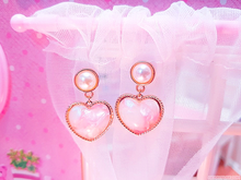 Load image into Gallery viewer, Perfume Princess Earrings [2 DESIGNS]