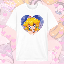 Load image into Gallery viewer, Princess Peach T-Shirt