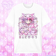 Load image into Gallery viewer, Heartpuff Sleepover T-Shirt