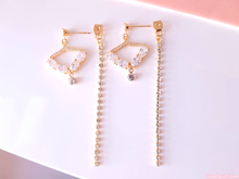 Load image into Gallery viewer, Jewel Drop Earrings