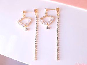 Jewel Drop Earrings