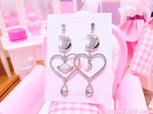 Load image into Gallery viewer, [PREORDER] Sailor Saturn Earrings