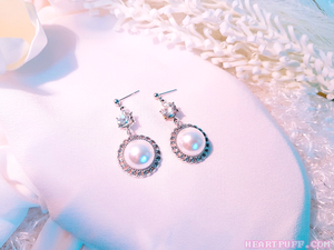 Goddess Selene Earrings