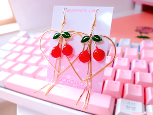 Cherry Delight Earrings