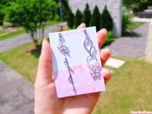Load image into Gallery viewer, Radiant Garden Earrings