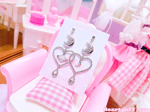 (LAST CHANCE) Sailor Saturn Earrings