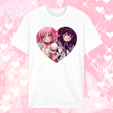 Load image into Gallery viewer, Madoka x Homura T-Shirt