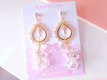 Load image into Gallery viewer, Sealed Tears (Front-back) Earrings