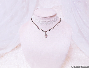 Witch's Web Choker (2 COLORS)