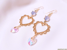 Load image into Gallery viewer, Love Spell Earrings