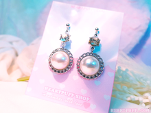 Load image into Gallery viewer, Goddess Selene Earrings
