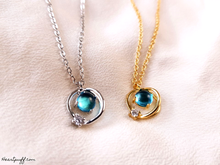Load image into Gallery viewer, Sailor Neptune (Necklace + Earrings)
