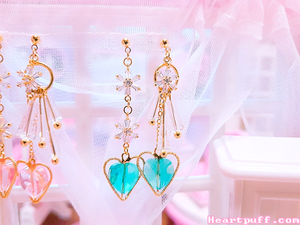 Spring Rain Earrings
