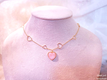 Load image into Gallery viewer, My Sweet Heart (Necklace + Earrings)