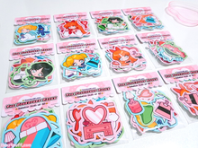 Load image into Gallery viewer, The Powerpuff Girls Sticker Pack of 25