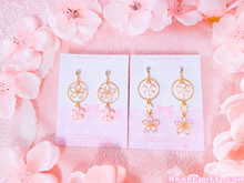 Load image into Gallery viewer, Dream Sakura Earrings