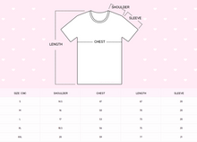 Load image into Gallery viewer, Heartpuff Love Letter T-Shirt