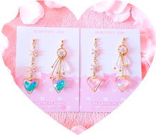 Load image into Gallery viewer, Spring Rain Earrings
