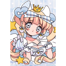 Load image into Gallery viewer, Heartpuff Star Angel Print
