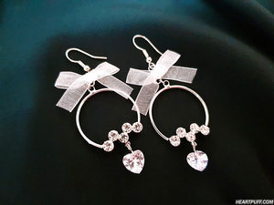 Crystal Serenade Earrings
