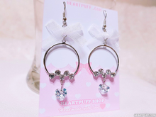Load image into Gallery viewer, Crystal Serenade Earrings