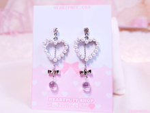 Load image into Gallery viewer, Princess Drop Earrings