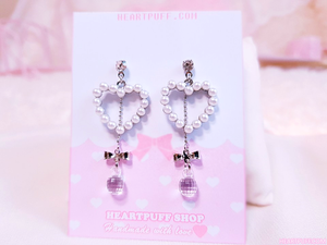 Princess Drop Earrings