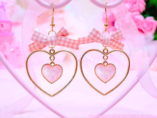 Load image into Gallery viewer, Strawberry Tart Earrings