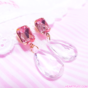 Perfume Princess Earrings [2 DESIGNS]