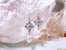 Load image into Gallery viewer, Cosmic Kiss Earrings