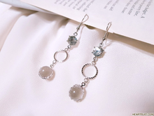 Load image into Gallery viewer, Ice Rain Earrings