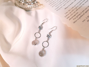 Ice Rain Earrings