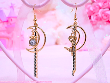 Load image into Gallery viewer, Infinite Dream Earrings + Choker